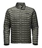 The North Face Men s ThermoBall Jacket Fusebox Grey M
