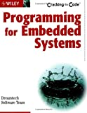 Programming for Embedded Systems, Dreamtech Software Staff, 0764549545