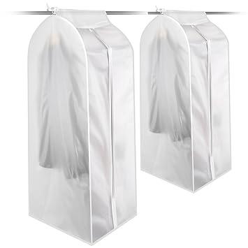 Amazon.com: KONKY - Funda protectora para ropa en el armario ...