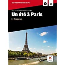 Un ete a Paris (A2). Lecture + CD