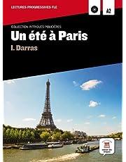 Collection Intrigues Policières. Un été à Paris + CD: lecture + CD