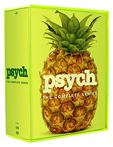Psych: The Complete Series ( 2014, 31-Disc (Series Disc)