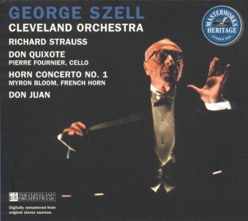 Strauss: Don Quixote / Horn Concerto 1 / Don Juan
