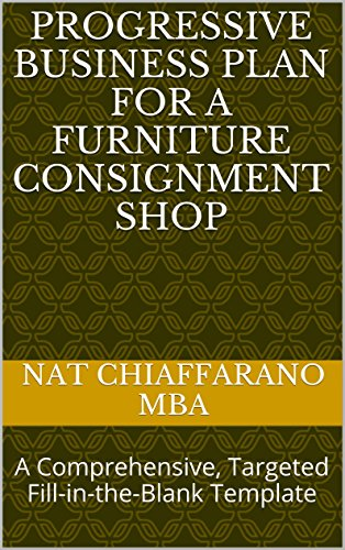 Business plan for consignment shop