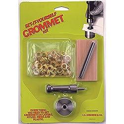 """C.S. Osborne Grommet Kit (3/8"""" Hole)"""