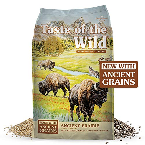511uPmpvFAL. SS500  - Taste of the Wild Roasted Bison and Roasted Venison