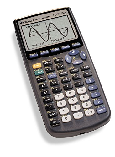 033317198658 - Texas Instruments TI-83 Plus Graphing Calculator carousel main 2