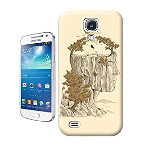 Unique Phone Case Fantasy surrealism man woman asian style illustration art Hard Cover for samsung galaxy s4 cases-buythecase