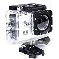 Lightinthebox SJ4000 PANNOVO 1.5 TFT 12.0 MP 2/3 CMOS 1080P Full HD HDMI Outdoor Sports Digital Video Camera Sports & Action Video Camera White