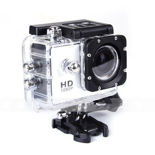 Lightinthebox SJ4000 PANNOVO 1.5″ TFT 12.0 MP 2/3″ CMOS 1080P Full HD HDMI Outdoor Sports Digital Video Camera Sports & Action Video Camera White For Sale