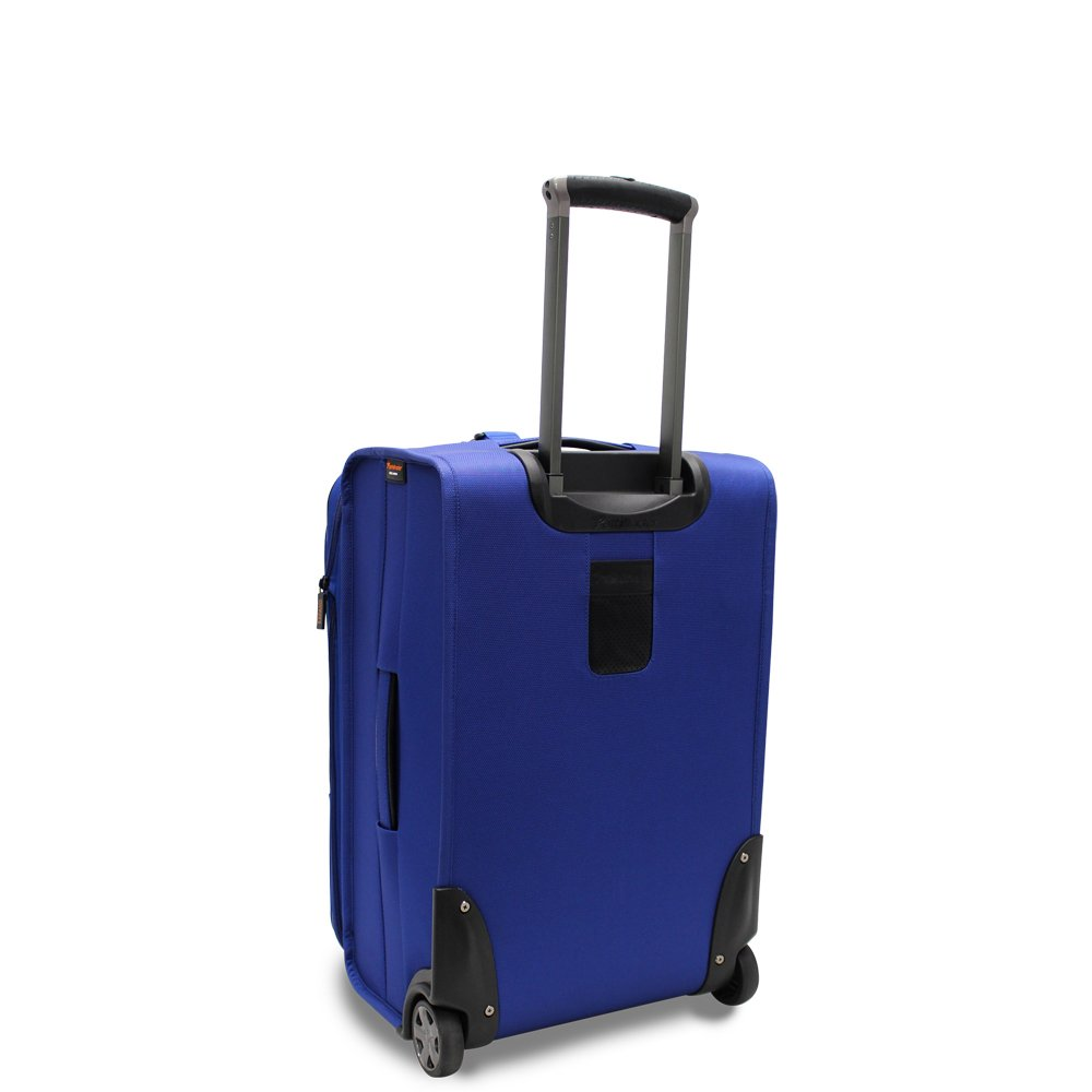 Pathfinder Revolution Plus 22 Inch Expandable Business Carry- On with Suiter, Cobalt Blue, One Size by Pathfinder (Image #2)