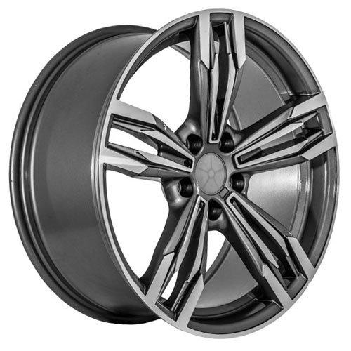 Bmw Z3 19 Inch Wheels: 19 Inch BMW Gunmetal Wheels Rims Replica Style