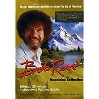 Bob Ross Joy of Painting Series: Mountains [Importado]