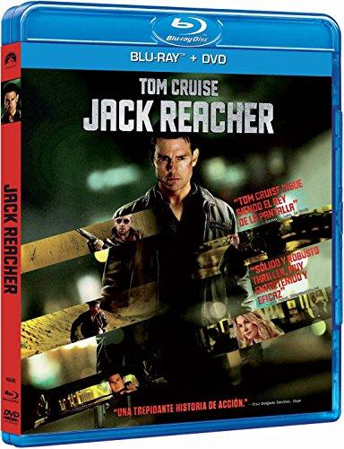 Jack Reacher (DVD + BD) [Blu-ray]