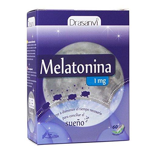 Drasanvi Melatonina Complemento Alimenticio - 60 Cápsulas: Amazon.es: Salud y cuidado personal