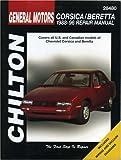 Chevrolet Corsica and Beretta, 1988-1996, Chilton Automotive Editorial Staff, 080198825X