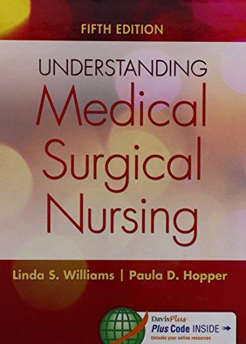 Pkg: Understanding Med-Surg Nsg 5e & Student Wkbk Understanding Med-Surg Nsg 5e & Davis's Nsg Skills Videos for LPN/LVN DVD by F.A. Davis Company