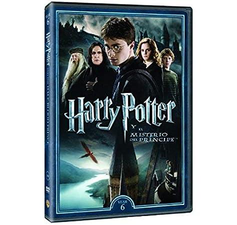 Harry Potter Y Las Reliquias De La Muerte Partes 1 + 2 DVD: Amazon ...
