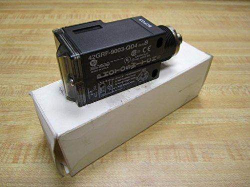 Allen Bradley 42GRF-9003-QD4 Photoswitch Fiber Optic 42GRF9003QD4 Series B by Allen-Bradley