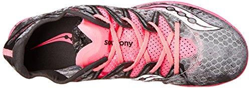 Vizi XC Running Carrera Pink Grey Shoe Flat Saucony Women's xqzC0wxS