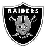 Siskiyou Sports NFL Oakland Raiders Large Logo Hitch Cover