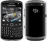 NEW Sprint BlackBerry Curve 9350 No Contract 3G WiFi 5MP Camera Black Smartphone