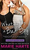 What to Do with a Bad Boy, Marie Harte, 1402287437