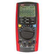UNI-T UT71E Digital Multimeter AC DC Volt Amp Ohm Hz Cap Temp Diode Cont Tester