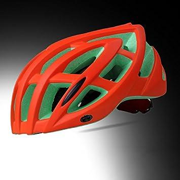 256g Ultra peso ligero - Eco-Friendly Super Light Casco integral de la bici,