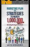 Marketing Plan & Strategies To Reach 1,000,000 People: Marketing Strategies That Work! (Problemio business Book 2)