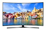Best LCD Televisions:  The Samsung UN43KU7500 Curved 43-Inch 4K Ultra HD Smart LED TV (2016 Model)