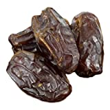 Anna and Sarah Fancy Medjool Dates in Resealable Bag, 1 Lb