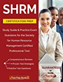 img - for SHRM Certification Prep: Study Guide & Practice Exam Questions for the Society for Human Resource Management Certified Professional Test book / textbook / text book