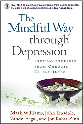 The Mindful Way Through Depression: Freeing Yourself from Chronic Unhappiness By Jon Kabat-Zinn, Mark Williams, John Teasdale, Segal Zindel(A) [Audiobook]