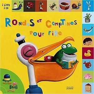 """Afficher """"Rondes et comptines pour rire"""""""