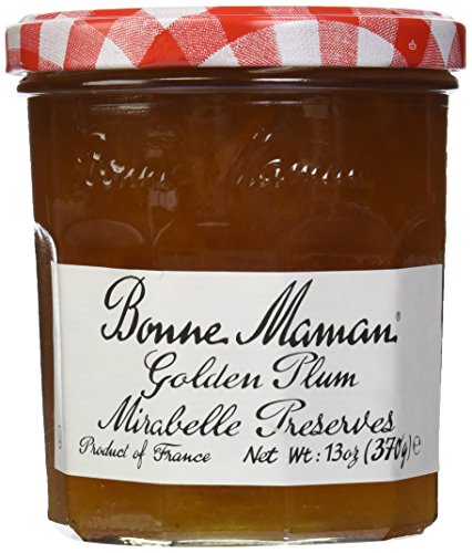Bonne Maman Preserves Golden Plum Mirabelle, 13 Ounce (Pack of 6)
