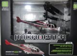 Micropter Micro Wireless Helicopter - Indoor Rc Helicopter, Operate up to 100-foot Wireless Range.
