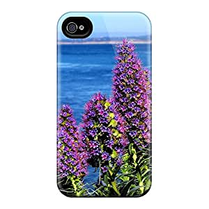 Hot New Flowers Near The Sea Cases Covers For Iphone 6 With Perfect Design