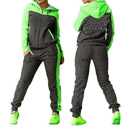 BEESCLOVER Women's Sports Suits Two Piece Tracksuit Women Sportswear Winter  Set Suit Hooded Sport Suit Women Jogging Suits for Women PinkXL: Amazon.in:  Sports, Fitness & Outdoors