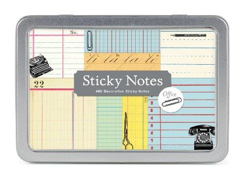 - Cavallini & Co. Office Sticky Notes