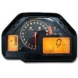 ZXMOTO Speedometer Cluster Tachometer Gauges Odometer for Honda CBR 600 RR F5 (2003-2006)