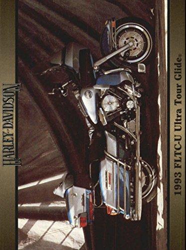 1993 Harley Davidson Series Three #266 1993 TLE Sidecar - NM-MT (Tle Sidecar)