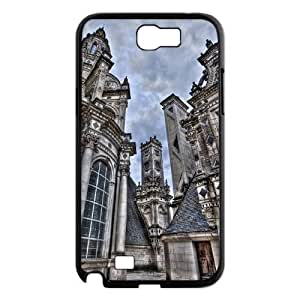 Personalized Durable Hard Case Cover for Samsung Galaxy Note 2 N7100 - Chateau Case Cover