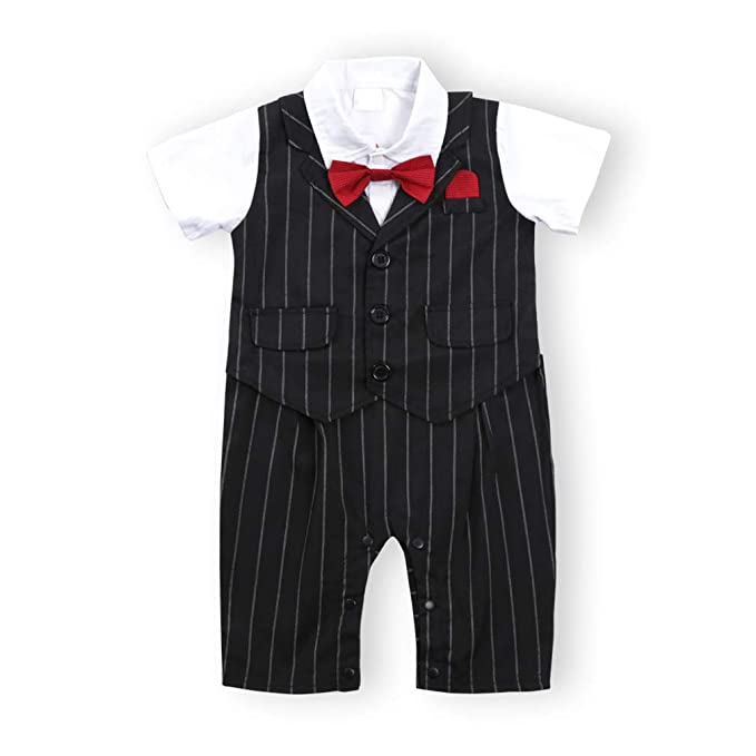 47be01969e4 Amazon.com  TNYKER Baby Boy Suit