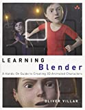 blender 3d - Learning Blender: A Hands-On Guide to Creating 3D Animated Characters