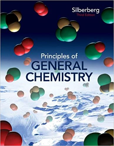 Principles of General Chemistry: Martin Silberberg: 9780073402697 ...