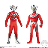 Soft Vinyl Hero VS Ultraman Confrontation set Ultraman orb appeared Hen [2. Ultraman Orb (Banmaito) & Ultraman Taro] (single)
