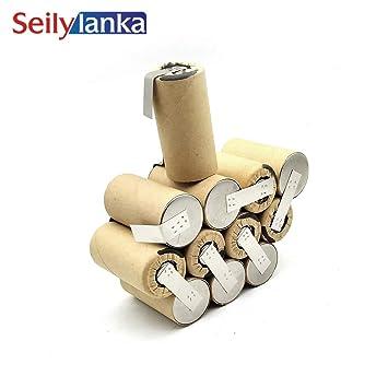 Seilylanka 3000mAh for Wagner 14.4V Ni MH Battery pack CD W 144 PD ...