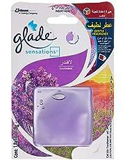 GLADE GLASS SCENT LAVENDER REFILL - 8 gm