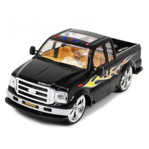 Exciting Lights & Music Ford F-250 1:14 Electric RTR RC Truck (Colors May Vary)